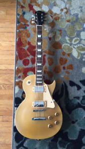 Eleca Les Paul Gold Top