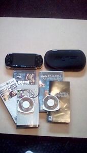PSP 1001.  Great Working Condition. No Charger. 2 Games. $40