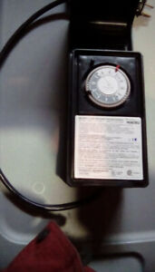 Outdoor Lighting Transformer and Timer