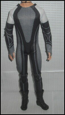 OUTFIT MATTEL HUNGER GAMES PEETA MODEL MUSE DOLL CATCHING FIRE UNIFORM ENSEMBLE](Hunger Games Outfits)