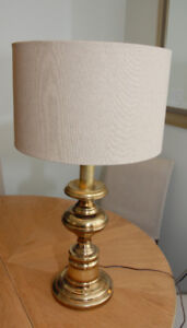 Gold antique Lamp