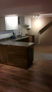 Large one bedroom apartment available June 1