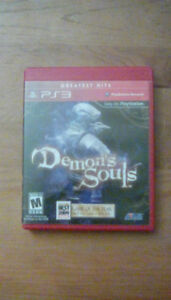 Playstation 3 PS3 - DEMON'S SOULS