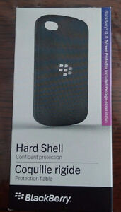 New Blackberry Q10 Hard Shell with Screen Protection