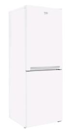 BEKO fridge freezer - white