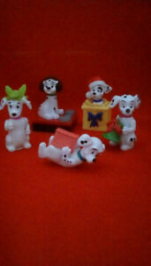 17 DALMATIANS  READY TO HANG FROM YOUR. XMAS TREE