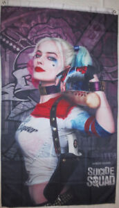 Joker & Harley Quinn Banners & Flags