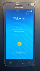 Samsung Galaxy Grand Prime (used 2 months)