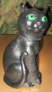 ANIMATED HALLOWEEN BLACK CAT