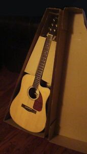Fender Acoustic Electric Guitar - Natural Finish