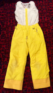 Sunice snow pants, very good condition, size 7 ( 5-7 yrs old)