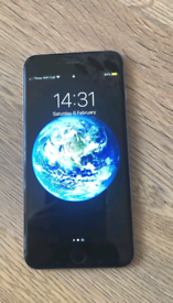 iPhone 6 Plus grey 128gb unlocked boxed