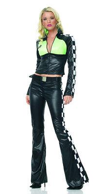 Race Car Driver Costume Leg Avenue 83326 sizes S & - Leg Avenue Racer Kostüm