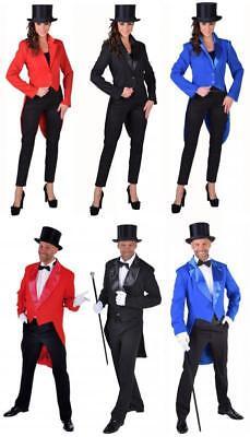 Frack Damen Kostüm Anzug Show Bühne Cabaret Kabarett Theater Oper Gala Herren