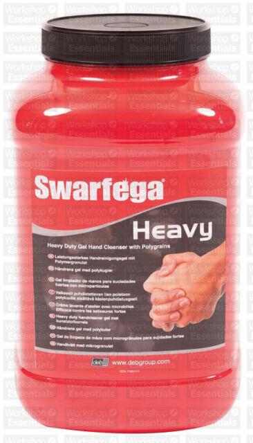 Swarfega Heavy Duty 4.5L Non Abrasive Granules Cleaning Skin Care