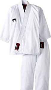 Like new small white karate suit