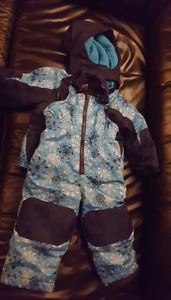 Boy snowsuit