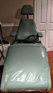 Fully functional Dental Chair + Portable Dynamic Compressor perf