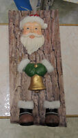 Tree Trunk METAL ornaments-35