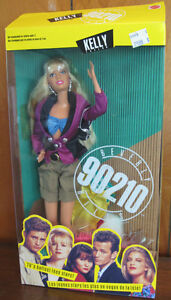 Beverly Hills 90210 Kelly Doll
