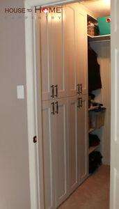 Custom Built-ins, Trim and Crown Molding, Storage Solution Cambridge Kitchener Area image 6