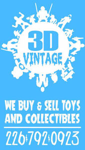 Vintage Toys and Collectables! Buy and Sell.