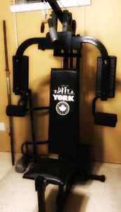 Workout/Excersise Vertical Bench Press