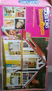 1978 Vintage Barbie Dream House