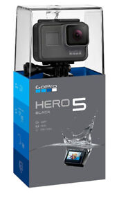 GoPro HERO5 Black + GoPro 3-WAY 3-in-1 mount for on-board camera