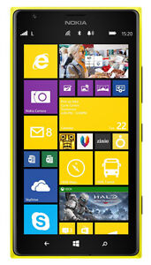 GOOD CONDITION - NOKIA LUMIA 1520 - UNLOCKED - STORE SALE !!