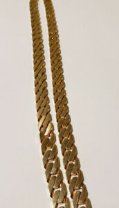 GOLD CHAIN 18K PURE GOLD NECKLACE