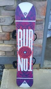 Burton Shawn White Signature Park Board $680 obo worth $1000