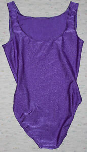 Purple body suit with sequin motif Kitchener / Waterloo Kitchener Area image 3