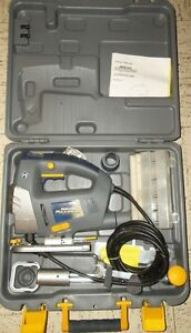 MAXIMUN SERPENTINE SAW KIT, ROTARY SAW & ROUTER $60.00