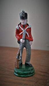 Napoleanic Painted Tin Soldier