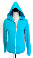 Talula by Aritzia Blue Zip up Hoodie - Size Small