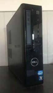 Dell Vostro 260s Slim Tower Computer System
