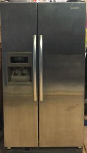 Réfrigérateur congélateur Kitchen Aid