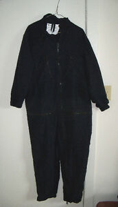 New Fire Retardant Coveralls