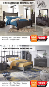 Now On Sale up to 60% OFF All Brand Names Bedroom Sets!!!
