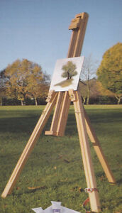 Reeves field art easel