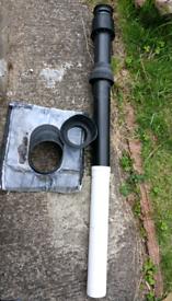 Vokera compact 29a Boiler flue used condition
