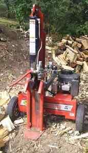 I have a wood splitter if you need your wood split.. Cambridge Kitchener Area image 1