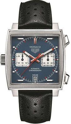 Tag Heuer Monaco Automatic Calibre 11 Chronograph Men's Watch CAW211P.FC6356