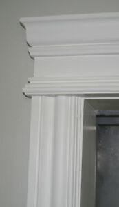 NEW Unique Custom Primed Moulding and Architrave