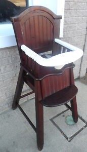Eddie Bauer HIGH CHAIR Baby Feeding Chair Removable Tray