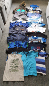 Massive Bundle Boys 7-8 Years Clothes