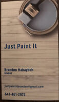 Professional Painter With Over 10 Years Experience: Reliable