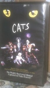 CATS ON VHS Windsor Region Ontario image 1