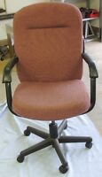 REDUCED!  HIGH BACK EXECUTIVE OFFICE CHAIR
